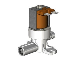 Solenoid Valve Assembly
