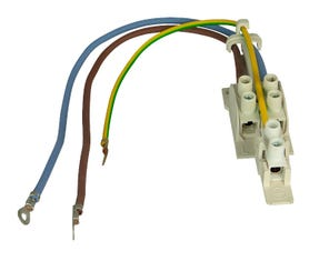 Terminal Block and Wires