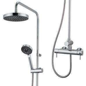 Carnival Bar Mixer Shower with Diverter