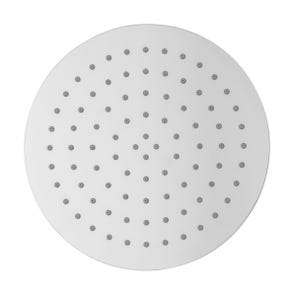 Cerys Circular Thin Fixed Shower Head - 200mm