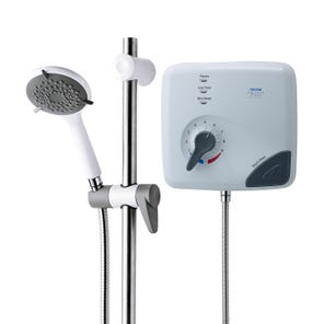 Safeguard Care Pumped Thermostatic Shower