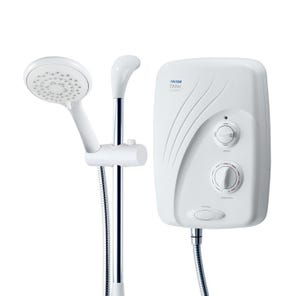 T80si Pumped Electric Shower
