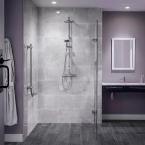 Elina TMV3 Inclusive Bar Diverter Mixer Shower
