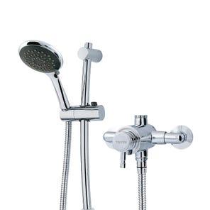 Asana Mini Exposed Sequential Mixer Shower