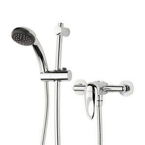 Cromo Single Lever Mixer Shower