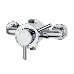 Elina Exposed Concentric Type 3 TMV Inclusive Mixer Shower