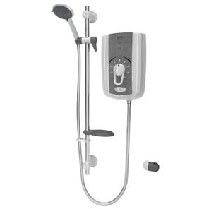 Omnicare Style Thermostatic Shower With Grab Riser Rail Kit