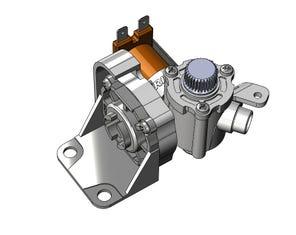 Stabiliser Valve / Solenoid Assembly (upto 2010)