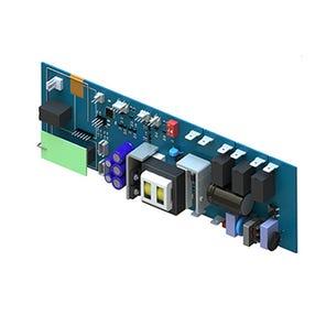 Processor Unit PCB - Single Outlet (Low Pressure)
