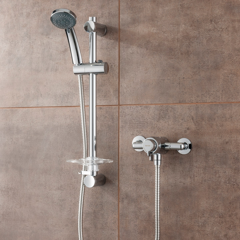 shower mixer shower triton petita mini concentric. Black Bedroom Furniture Sets. Home Design Ideas
