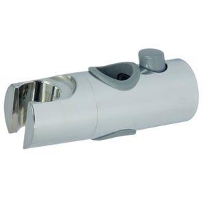 22mm Shower Head Holder - Chrome