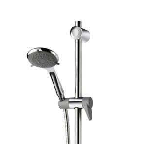 Inclusive Shower Kit - Chrome