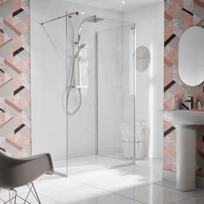 Senata Bar Mixer Shower With Diverter