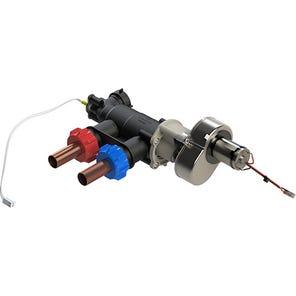 Temperature Valve, Motor + Thermistor (Low Pressure)