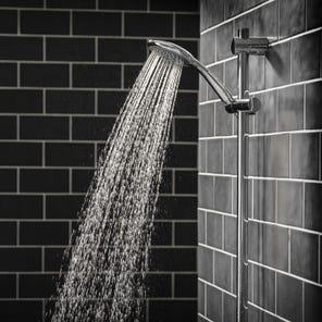 8000 | DuraFlow™ Five Spray Shower Head - Chrome