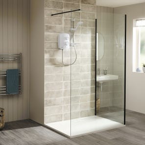 AS2000SR Silent Running Thermostatic Power Shower