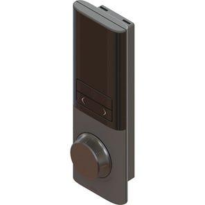 Digital Controller (Inc fixing bracket & screw) - Black