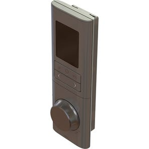 Digital Controller (Inc fixing bracket & screw) - Grey