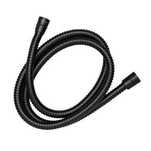 1.5m Anti-Twist Shower Hose - Matte Black