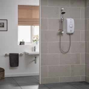 Omnicare Ultra Thermostatic Electric Shower