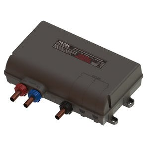 Processor Unit (Inc. Cover) - Single Outlet (High Pressure)