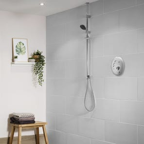 T300si Wireless Electric Shower - Satin