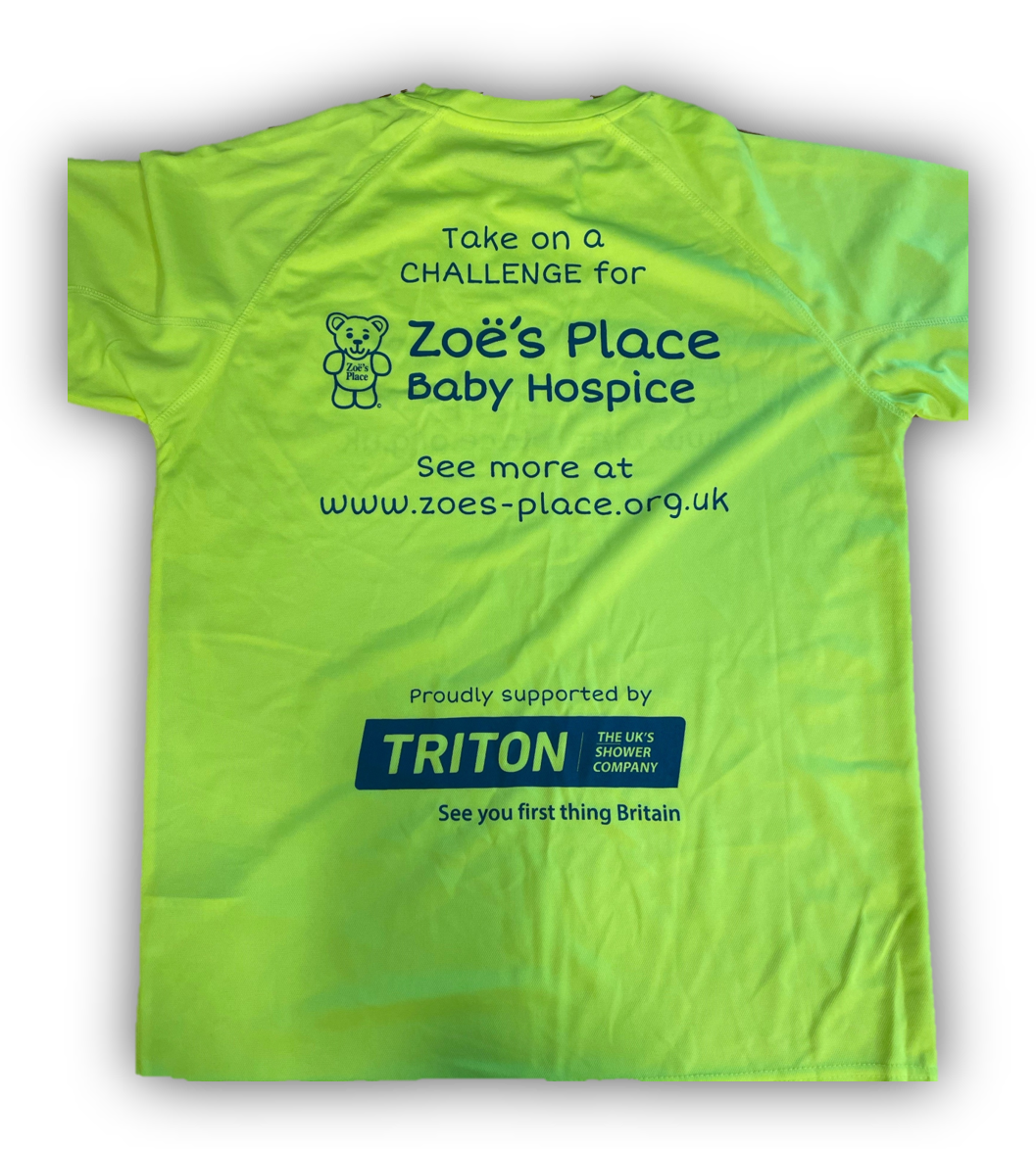 Triton Showers Get Moving for Zoe's Place