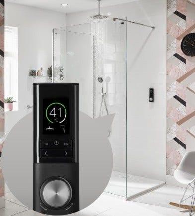 Triton Digital Mixer Showers