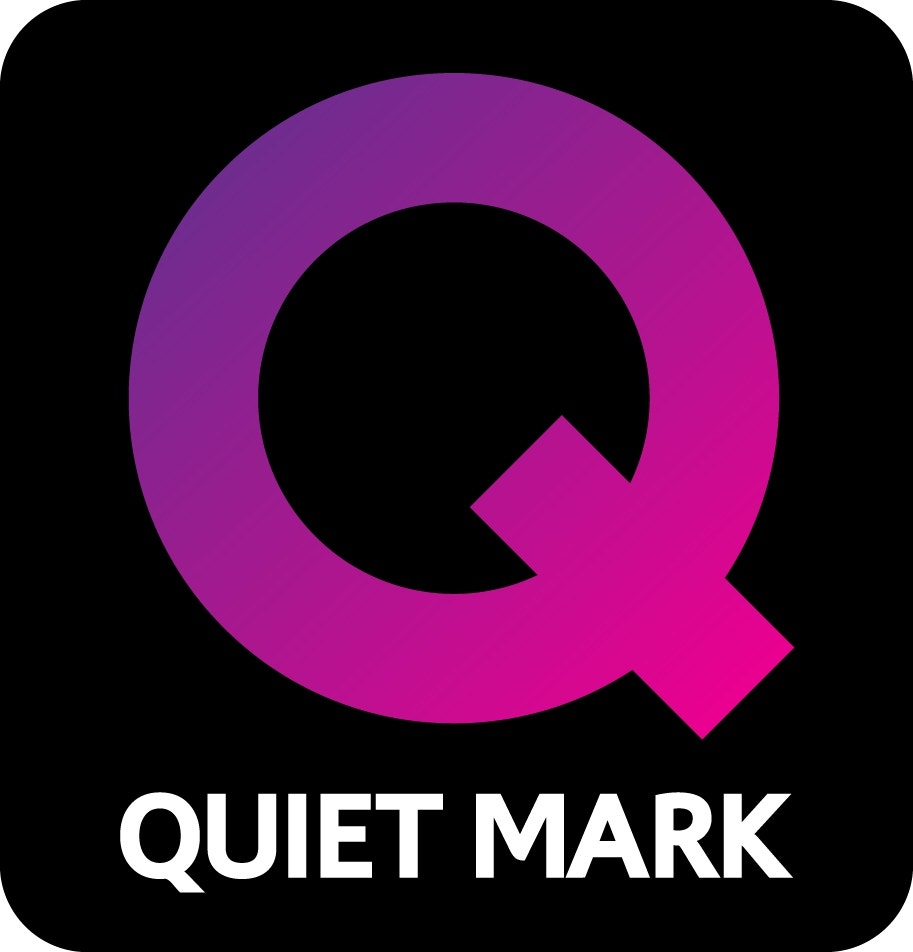 Quiet Mark Approved Product