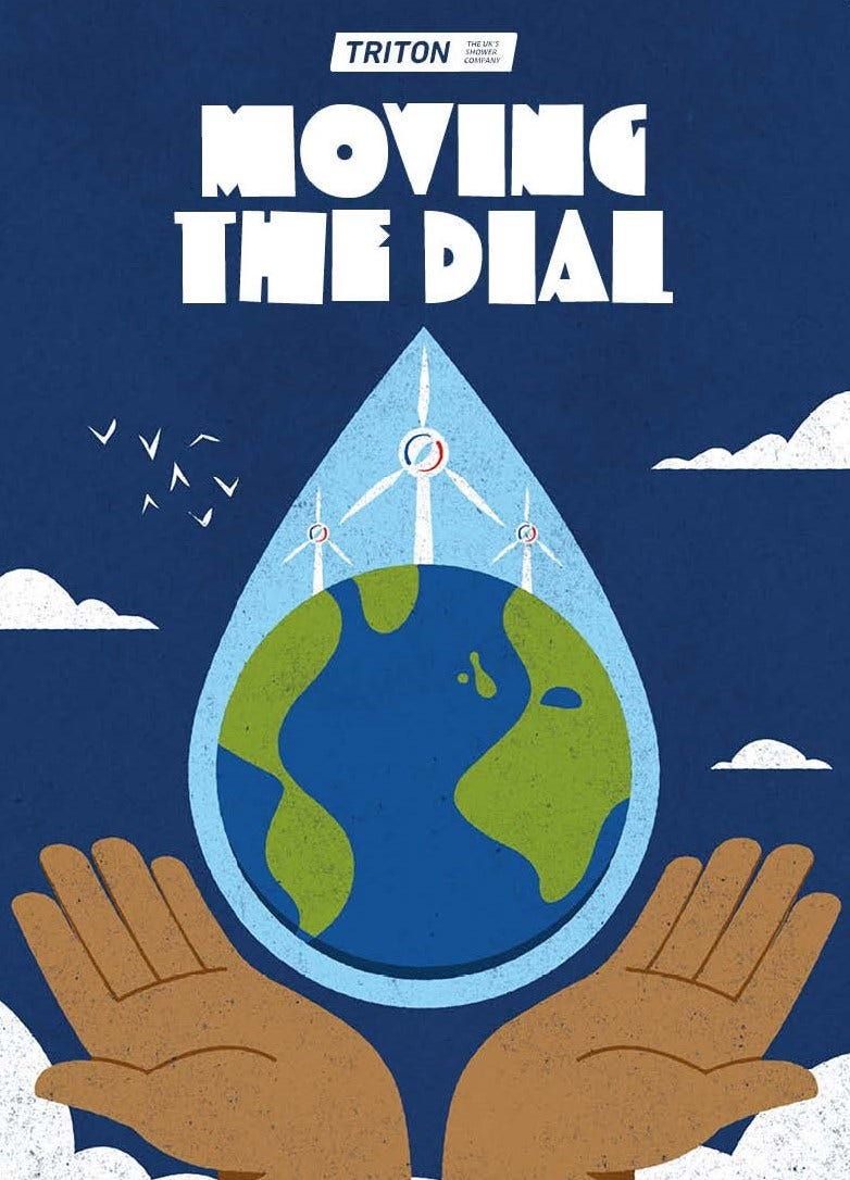 Triton 'moving the dial' on sustainability